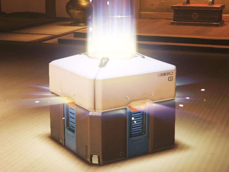 Loot boxes in mobile gaming