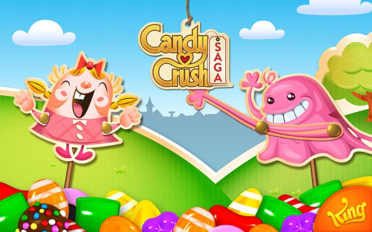 Mobile Gaming - Candy Crush