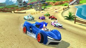 Sonic Racing - Apple Arcade