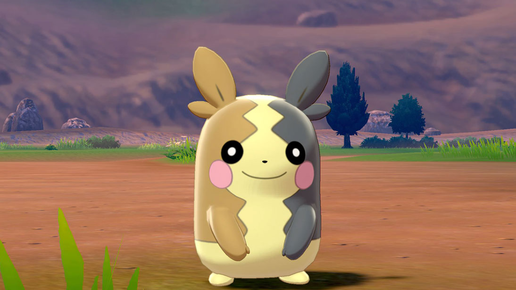 Morpeko from Pokemon Sword and Shield for Nintendo Switch