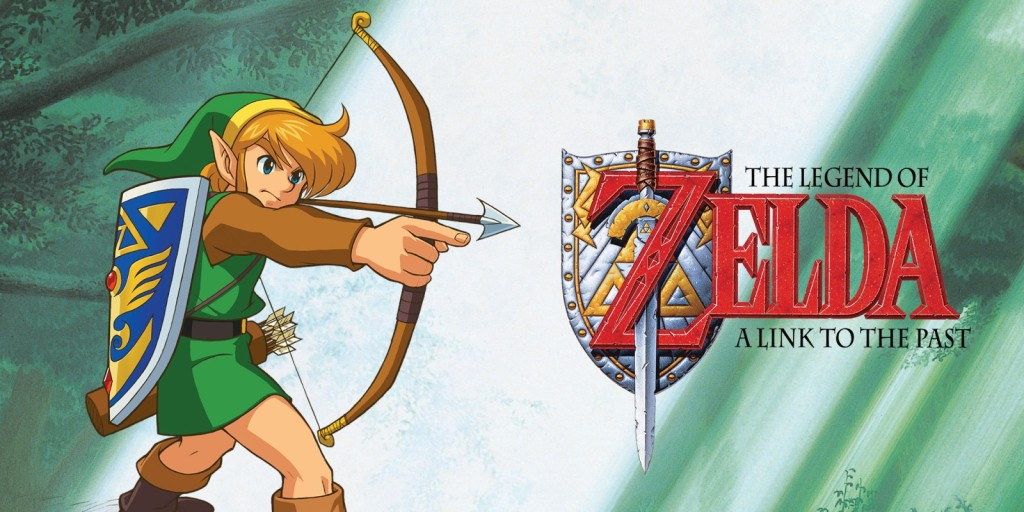 Super Nintendo Games on Switch - Zelda: A Link to the Past