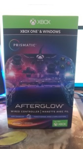 Prismatic Afterglow controller box