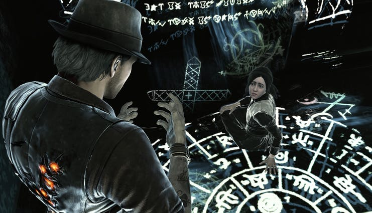 Murdered: Soul Suspect wife scene