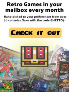 Retro Game Treasure Affiliate ad