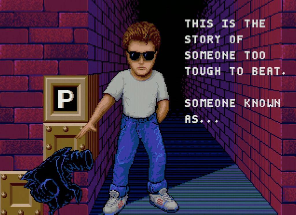 Top 3 Underrated Sega Genesis Games - Kid Chameleon cutscene