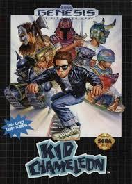Top 3 Underrated Sega Genesis Games - Kid Chameleon cover