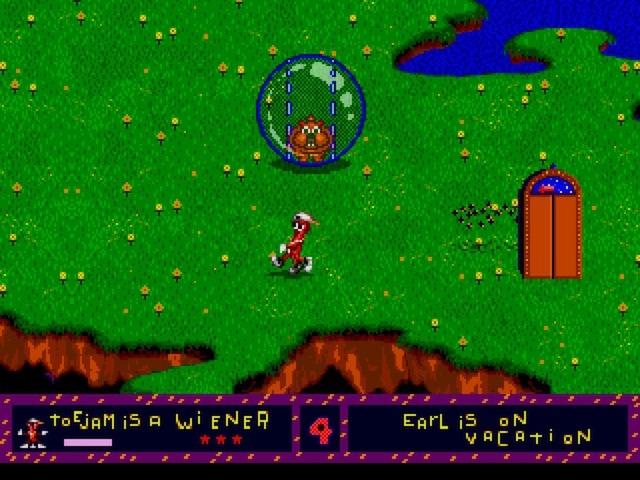 Top 3 Underrated Sega Genesis Games - ToeJam and Earl gameplay