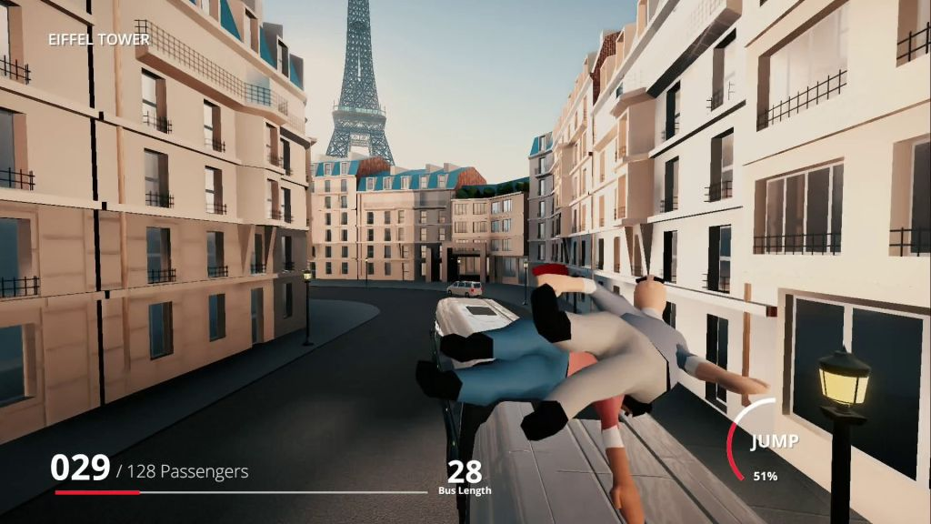 Snakeybus on Switch, PS4 and Xbox - Snakeybus in Paris