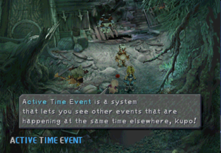 FFIX Active TIme Event screenshot