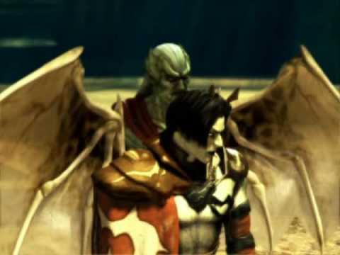 PS1 vs N64 - Legacy of Kain gameplay